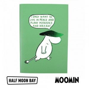 Notebook Moomin Troll A6 NBA6MO03