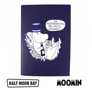 Notebook A6 Moominpappa