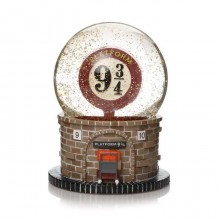 Crystal Snow Globe | Harry Potter Platform 9¾