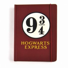 A5 Notebook - Harry Potter Platform 9¾