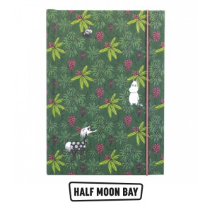 Notebook A5 Moomin Lost in the Valley NBA5MO01