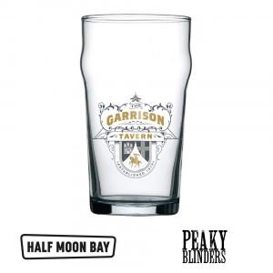 GLPPB01 Glass Pint - Peaky Blinders Garrison Tavern