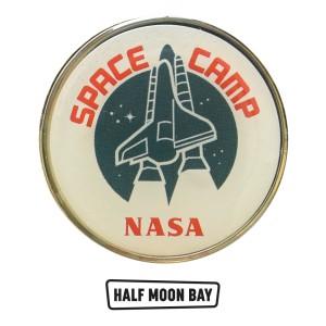 Емайлирана значка NASA Space Camp