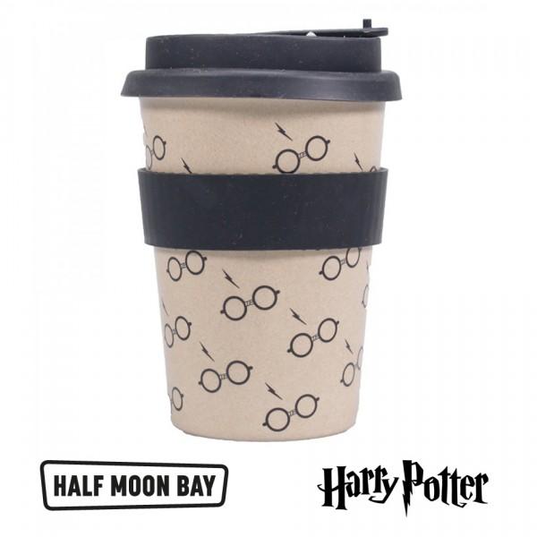 ХАРИ ПОТЪР - Оризова чаша за път с очилата на Хари Потър 1