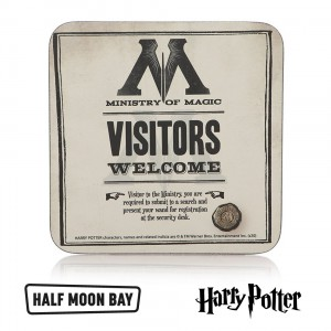 CST1HP22 Coaster - Harry Potter Ministry of Magic