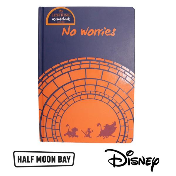 "Half Moon Bay - Тефтер ""Цар Лъв"" 1"