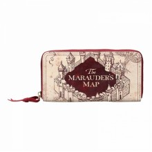 Large Wallet Harry Potter Marauders Map PURSHP08