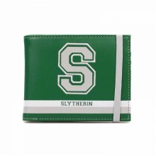 Wallet Harry Potter S for Slytherin WALBHP14