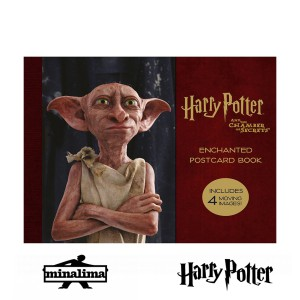 POSTHP02 Postcard Book - Harry Potter The Chamber of Secrets