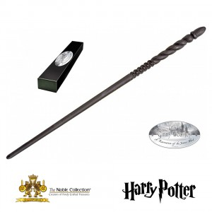 Ginny Weasley's Magic Wand - Harry Potter Authentic Replica