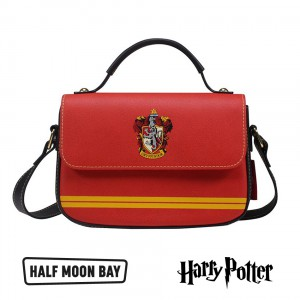 BAGMHP04 Harry Potter Satchel Bag - Gryffindor