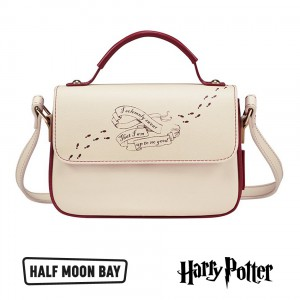 BAGMHP02 Satchel Bag - Harry Potter Marauders Map