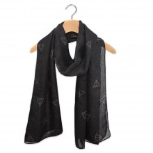Deathly Hallows Light Weight Scarf Voile