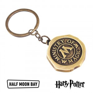 KEYHP56 Keyring - Harry Potter Ministry of Magic