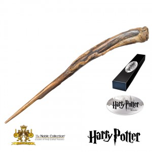 Harry Potter and the Deathly Hallows Snatcher Wand Authentic Replica