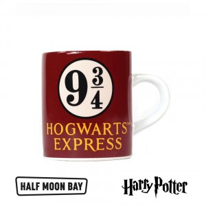 Mini Espresso Coffee Mug Harry Potter Platform 9¾