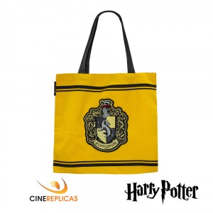 CR2414 HP Shopper Bag - Hufflepuff Crest