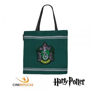 CR2412 HP Shopper Bag - Slytherin Crest