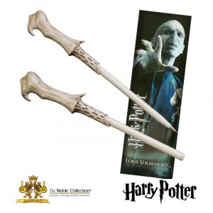 NN8638 HP Voldemort Wand Pen and Bookmark