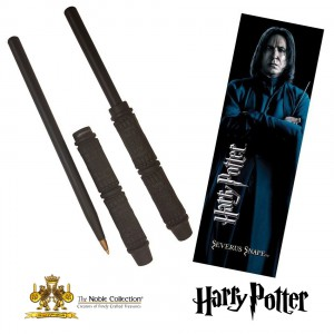 NN7990 HP Snape Wand Pen and Bookmark