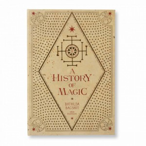 """A History of Magic"" Journal"