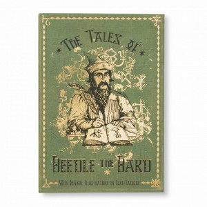 """The Tales of Beedle The Bard"" Journal"