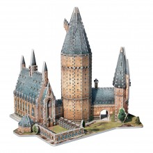 3D Puzzle Hogwarts Great Hall Harry Potter 850 Pieces