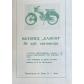 Брошура на XIV юбилейна Международна колоездачна обиколка на България 1964. 15 - 27 .IX 3