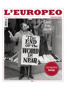 Списание L'Europeo N.23 Последната Коледа | December 2011