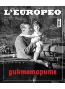 Списание L'Europeo N.30 ДИКТАТОРИТЕ February / 2013