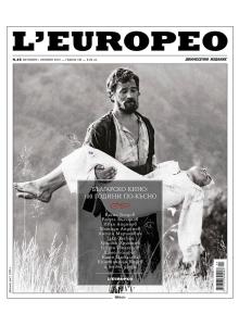 Списание L'Europeo N.46 Българско кино: 100 години по-късно | October / November 2015