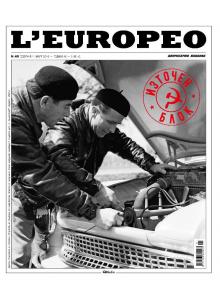 Списание L'Europeo N.48 Източен блок | February / March 2016