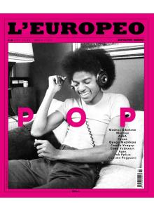 Списание L'Europeo N.49 P O P | април / май 2016