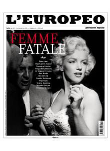 Списание L'Europeo N.51 Femme Fatale | август / септември 2016