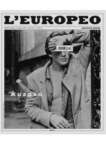 Списание L'Europeo N.69 Жиголо | October / November 2019