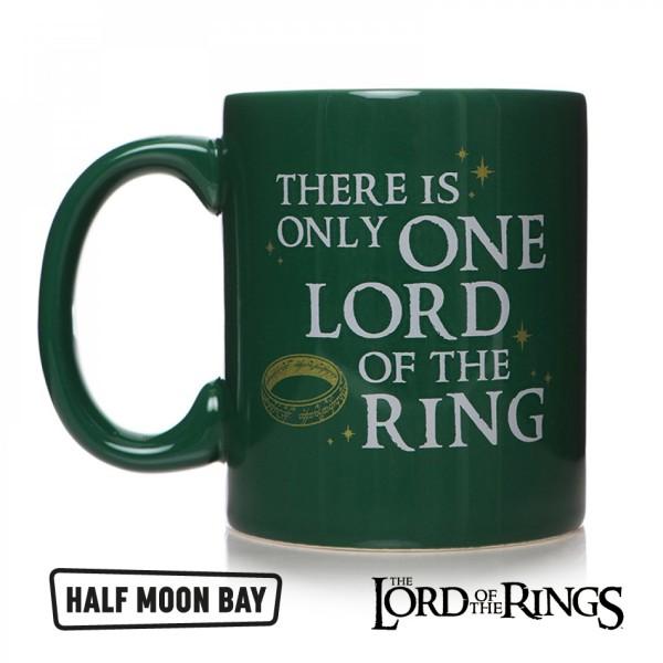 """Half Moon Bay - Чаша Властелинът на пръстените - """"Има само един властелин на пръстените"""" 1"""