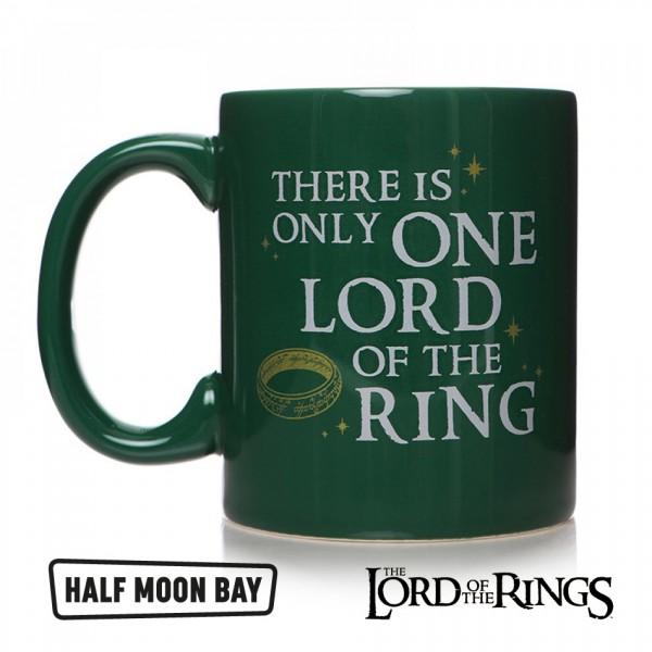 """Чаша Властелинът на пръстените - """"Има само един властелин на пръстените"""" 1"""
