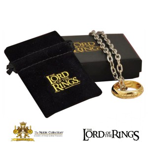 NN0903 The Lord of The Rings - The One Ring replica