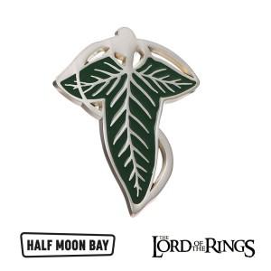 PBADLOTR04 Ename Elvenl Badge - Lord of The Rings