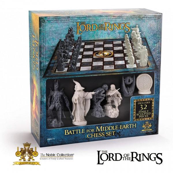 Шах ,Властелинът на пръстените ,Фигурки ,Толкин ,Средната земя