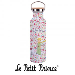GOUTH07G02 Water Bottle 590ml - Le Petit Prince Rose бутилка