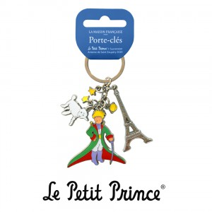 PCCBR202 Keychain Le Petit Prince - Cape and Sheep