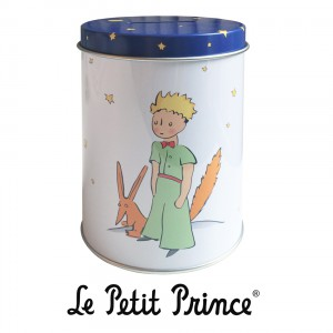 TIR07G01 Tin Money Box - Le Petit Prince