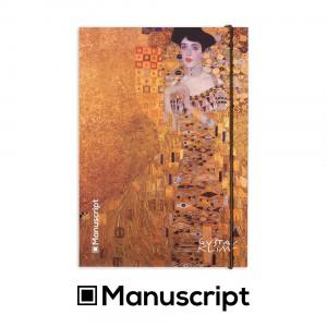 Sketchbook Manuscript A5 160 blank pages - Klimt 1907-1908 Plus