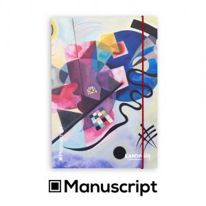 Sketchbook Manuscript A5 160 blank pages - Kandinsky 1925 Plus