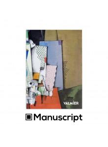 """80 стр. Bullet Journal скицник А5 - """"Геометричен натюрморт II"""" - Жорж Валмиер"""