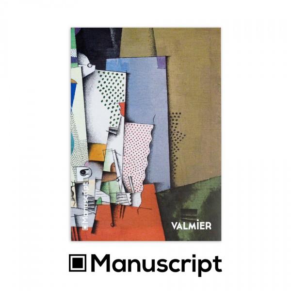 """Manuscript - 80 стр. Bullet Journal скицник А5 - """"Геометричен натюрморт II"""" - Жорж Валмиер 1"""