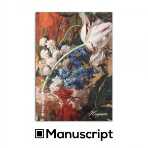 Sketchbook Manuscript A5 80 blank pages - Huysum 1724