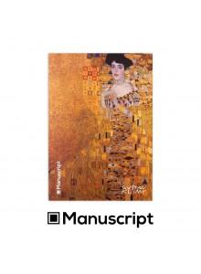 "80 стр. Bullet Journal скицник А5 - ""Портрет на Адел Блош-Бауер I"" - Густав Климт"