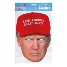 Маска за Лице Доналд Тръмп Make America Great Again